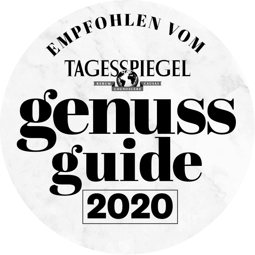 Tagesspiegel genuss guide 2020